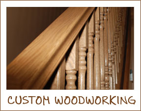 Custom Woodworking Ontario