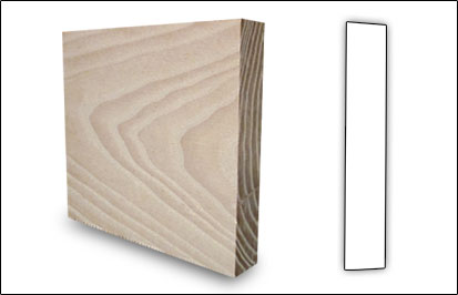 Wood Mouldings - Door Jambs