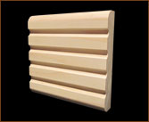 Mouldings - Fluting